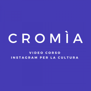 Instagram per la Cultura - video corso