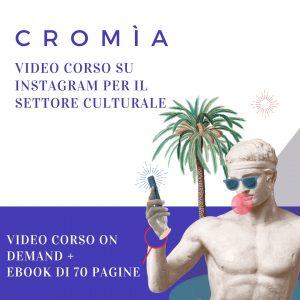 cromia corso instagram cultura copertina